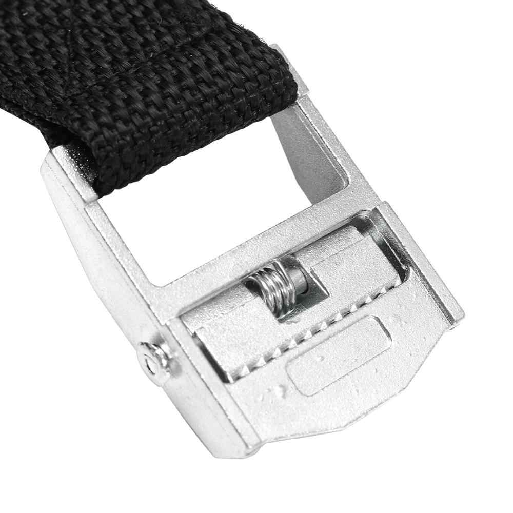 سيارة حزمة البضائع حزام سبائك مشبك حزام سيارة الأمتعة ملزم حزام سيارة ضيق حبل