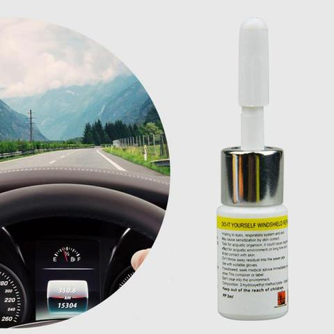 Car Glass Nano Windshield Repair Fluid -Car Window Glass Crack Chip Repair Tool DIY Car Window Repair Tools Car Auto Accessories Lahore