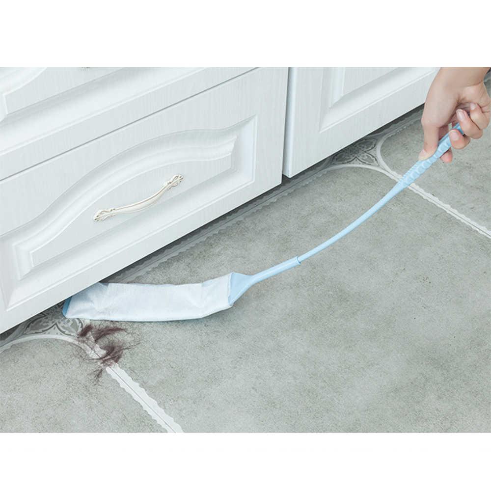 انفصال نافض الغبار الفجوة تنظيف فرشاة غير المنسوجة منظف الغبار ل أريكة أسفل المنزلية تنظيف أداة