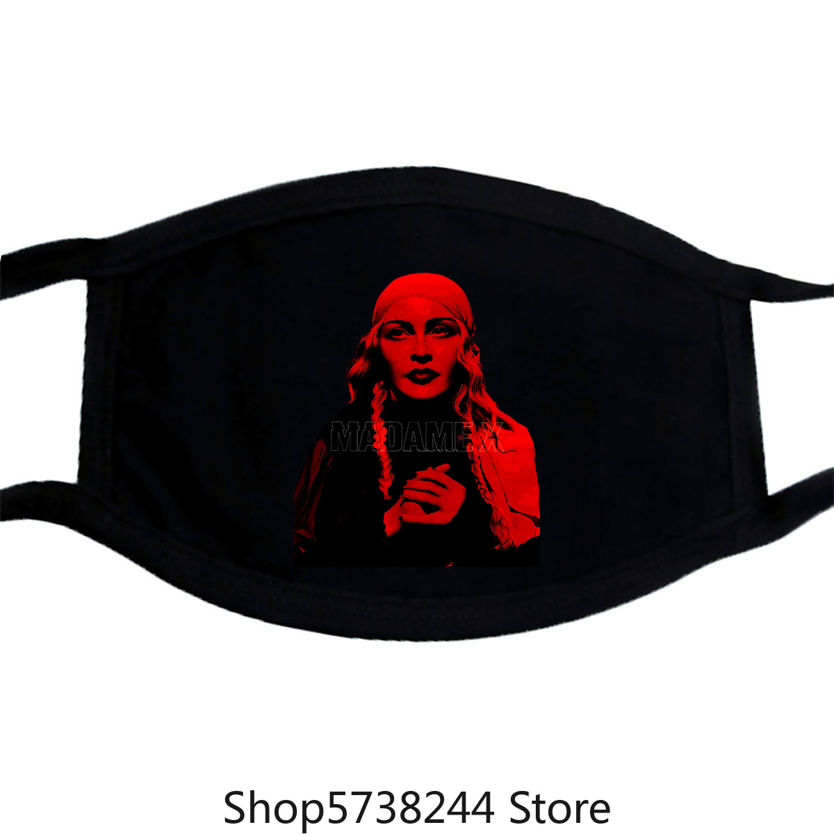 Madonna Madame X Tour Unisex Mask 2019 2020 Usa Size S 5Xl Washable Reusable Mask