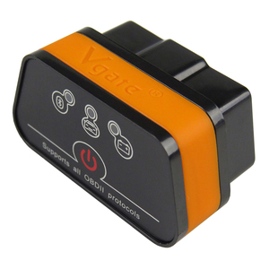 Image 4 - Vgate iCar2 Elm327 Bluetooth OBD2 מתאם iCar 2 Elm 327 רכב אבחון כלים סורק עבור אנדרואיד Obd 2 אוטומטי קוד קורא סורק