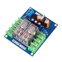 Upc1237 12 24 v 전문 스피커 보호 보드 듀얼 릴레이 안전 diy 안정적인 쉬운 설치 액세서리 모듈 오디오|서킷|   -