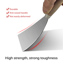 Knife-Set Scraper Plastering Construction-Tool Putty with Bag Blade-Wall-Shovel Carbon-Steel
