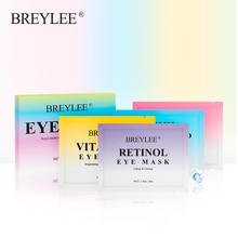 Mask Firming Hyaluronic-Acid Eye-Sheet Skin-Care Vitamin-C Retinol Whitening Anti-Aging