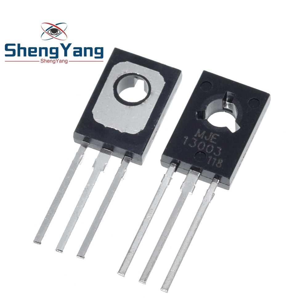 10 unids/lote MJE13003 E13003-2 E13003-126 Transistor 13003 Original nuevo