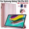 Morbido Caso Astuto per Samsung Galaxy Tab S5e 10.5 SM-T720 SM-T725 T720 T725 Antiurto Copertura Per Samsung Tab S5e 10.5 + Film + Pen