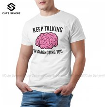 Freud Tshirt Awesome Cotton Short-Sleeve T Shirt Printed Summer T-Shirt Man 5xl