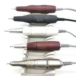 Drill Pen STRONG 210 105 102LN H37L1 Sh20N 102 handle 35K & 40K & 45K RPM Manicure Drill Marathon Micromotor Polishing Handpiece