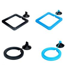 New 1pcs Fish Food Ring Aquarium Fish Tank Small Type Tropical Fish Feeder Feeding Ring Aquarium Accessories
