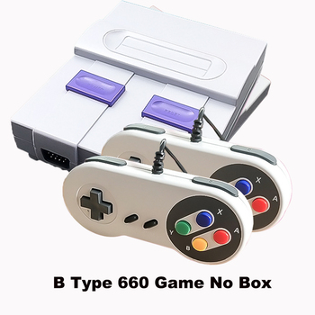 2018 New Retro Super Classic Game Mini TV 8 Bit Family TV Video Game Console Built-in 660 Games Handheld Gaming Player Gift 11