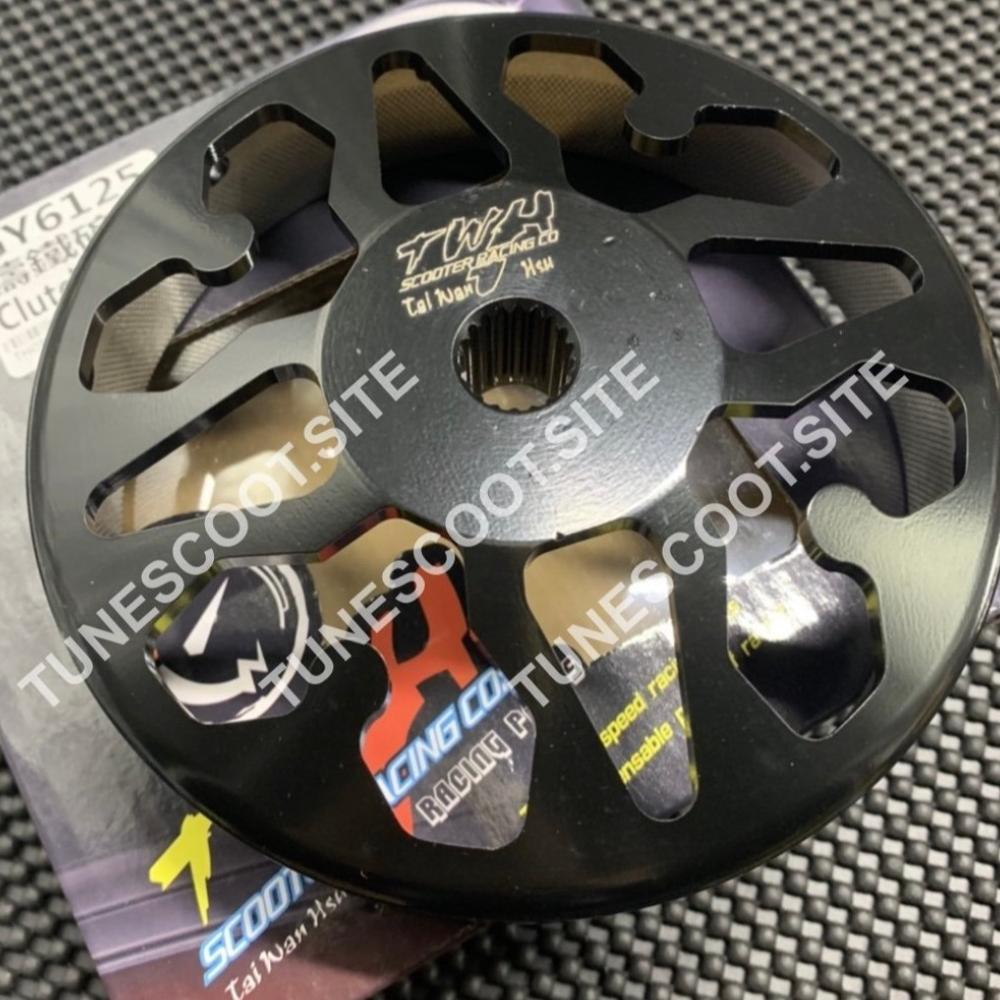 GY6 Clutch Bell For GY6125 GY6150 LF150T LIBERTY 157QMB 157QMJ 152QMI Racing Perfomance Tuning Transmission Upgrade Clutch Parts