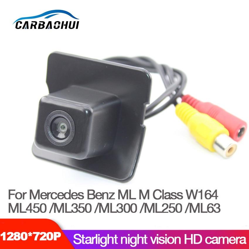 Mercedes Benz ML M sınıfı W164 ML450 ML350 ML300 ML250 ML63 2005 ~ 2011 araba dikiz ters yedekleme wi-Fi kamera gece görüş