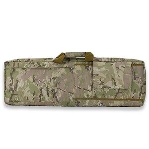 Image 4 - 85ซม./100ซม.ทหารยุทธวิธีปืนการล่าสัตว์ปืนไรเฟิลปืนพกพากระเป๋าAirsoft Rifleกรณีถุงล่าสัตว์Sniperปืนป้องกันกรณี