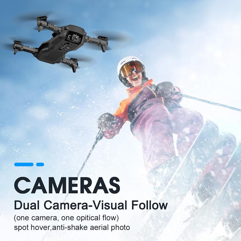 F62 Drone Dual Camera