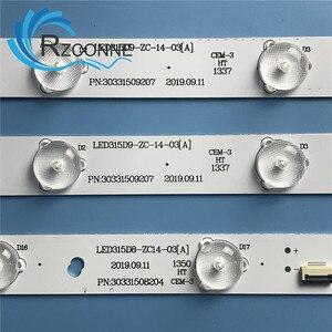 Image 1 - LED Backlight strip lamp For MTV 3223LW LED315D8 LED315D9 ZC14 03 03(E) 03(A )32P11 LE32F8210 32PAL5358/T3 LED32A700 LE32MXF5