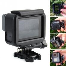 цена на GoPro Hero 5 Protective Frame Case Camcorder Housing Case For GoPro Hero5 Black Action Camera For GoPro Accessories Portable