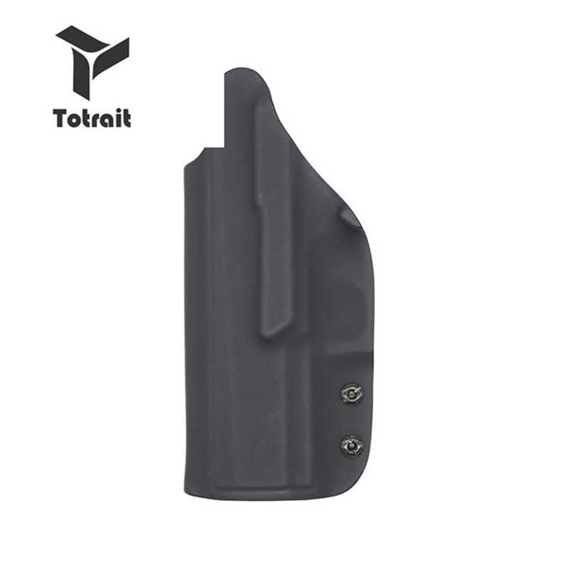 TOtrait Ultimate gizleme tabancası kılıf Kydex IWB kılıf kalıplı taşıma tabanca P320 kılıfı aksesuarları