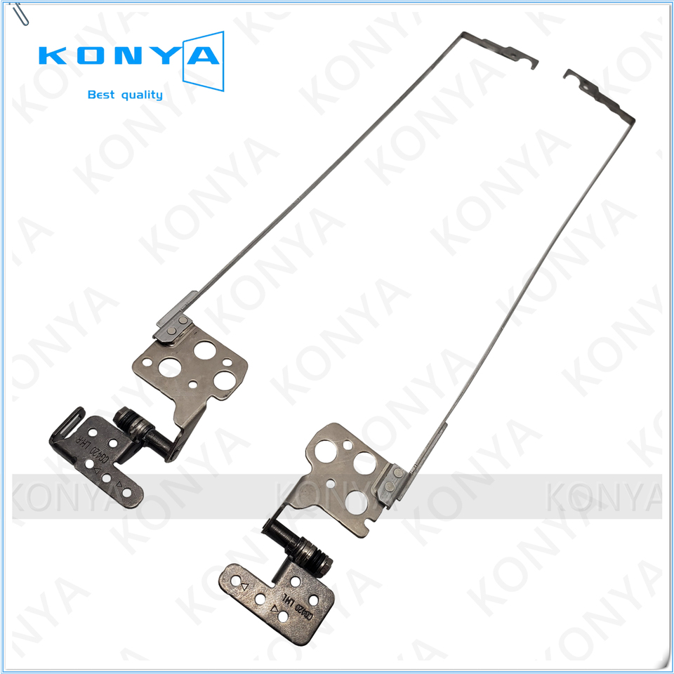Right Part Set AM14P000400 AM14P000300 Laptops Replacements LCD Hinges Fit For Lenovo Y40 Y40-70 Hinge Left