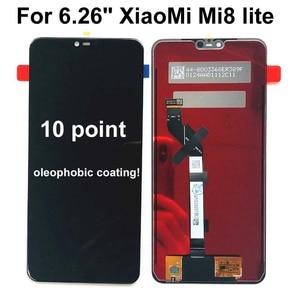 """Image 1 - 新 6.26 """"テストオリジナルのlcd aaa xiaomi Mi8 lite mi8 ユースlcdディスプレイタッチスクリーンmi8x mi 8xスクリーンデジタイザアセンブリの交換"""
