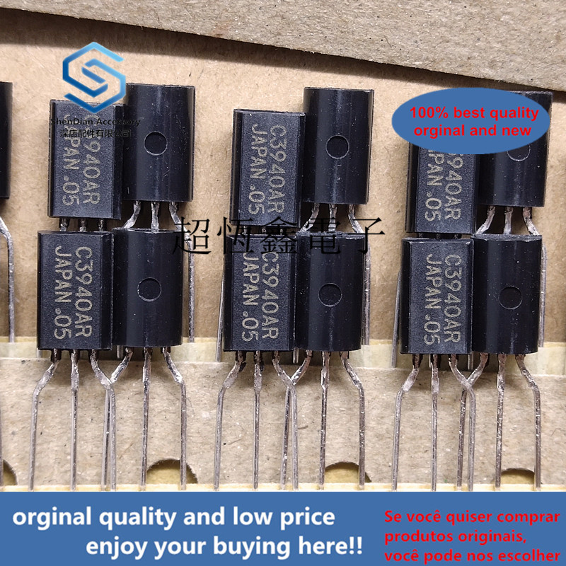 10pcs 100% Orginal New Best Qualtiy 2SC3940A C3940AR C3940 R Silicon NPN Epitaxial Planer Type Real Photo