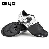 Cubierta para zapatos de ciclismo, Protector de media palma para el dedo del pie, a prueba de viento, material PU superior, 2021