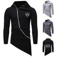 Mens Wear, Jacket Men, Street Sweatshirt, Hoodie Men  Black ,men Sweatshirt