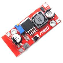 5A Switching Current DC-DC Boost Charge Module 4-34V to 4-60V LM2587 genuine ultrafire 26 5mm led drop in module silver golden dc 4 2v