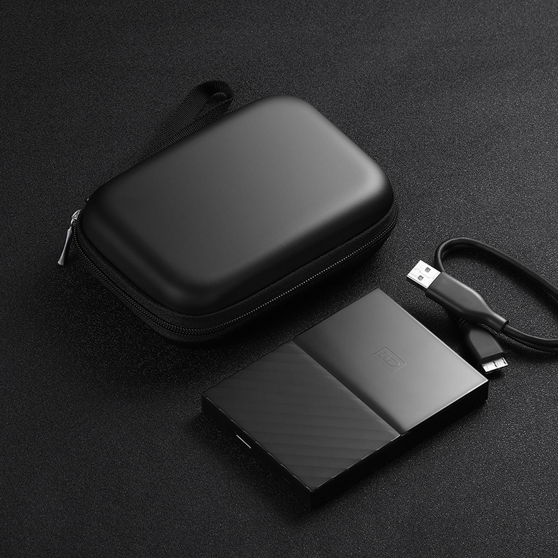 BUBM HDD Case Storage-Bag Power-Bank External-Hard-Drive-Case Seagate Usb-Cable Samsung title=