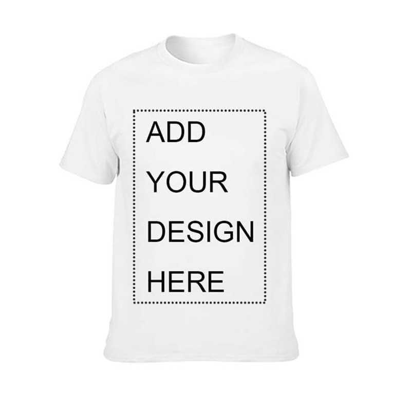 여름 사용자 정의 t 셔츠 로고 인쇄 남자와 여자 DIY 코 튼 T 셔츠 반팔 캐주얼 t-셔츠 탑스 티셔츠 망 의류