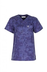 Doctor Nurse Patterned Tops