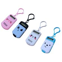 Calculator for Student Keychain Office-Supplies Digit Mini Portable Cartoon Cute