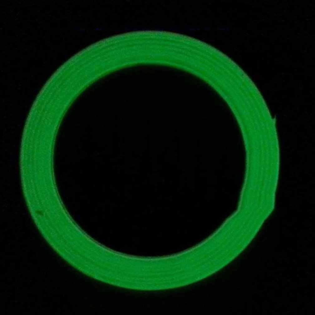 Dạ Quang Băng 1.5 Cm * 1 M 12 3M Tự Dán Băng Ban Đêm Phát Sáng Trong Tối cảnh Báo An Toàn An Ninh Sân Khấu Trang Trí Nhà Băng