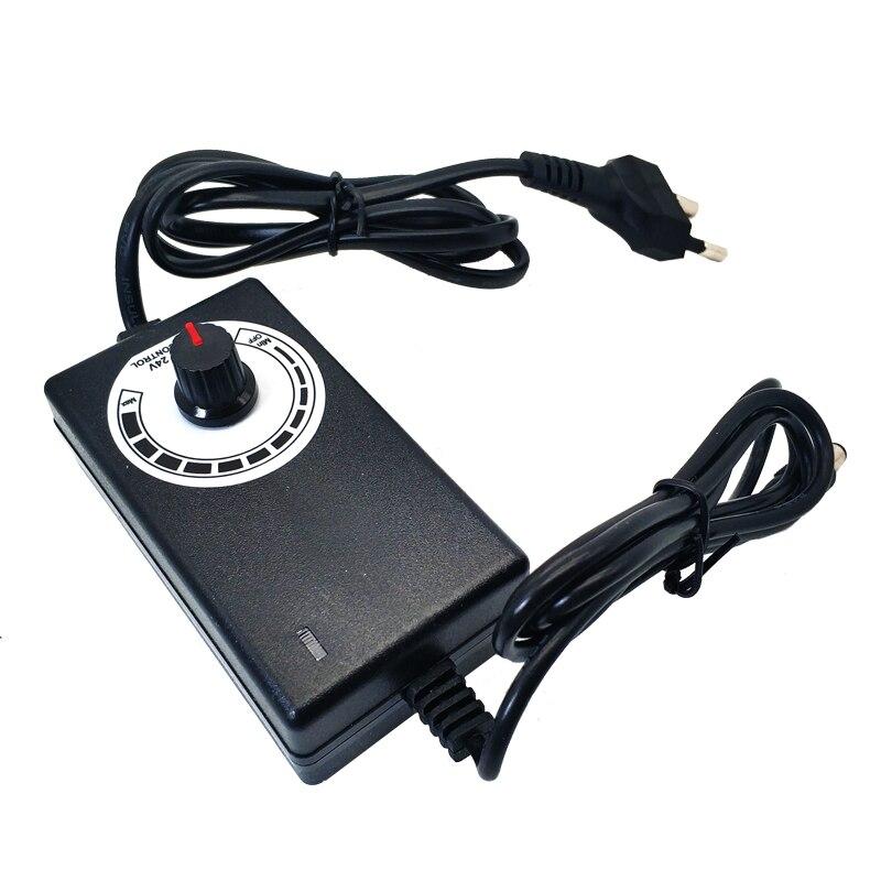 Netzteil Einstellbar AC Zu DC 3V 9V 12V 24V 36 V 1A 2A Netzteil adapter Universal 3 9 12 24 36 V Volt 1A 2A Led Streifen Lampe