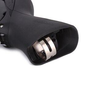 Image 3 - Shimano Claris 2400 SORA 3500 STi 2x9 hız 3400 2x9 hız yol sol sağ çift yol bisikleti kolları 2400 3500 Shifter