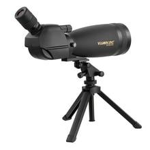 Visionking 30-90X90 Telescope Angled Waterproof Spotting Scope Outdoor Hiking Bird Watching Portable HD Monocular with Tripod стоимость