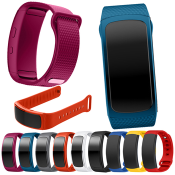 New Silicone Sport Watch band For Samsung Gear Fit 2 Pro fitness Watchbands Wrist Strap For Samsung Gear Fit 2 SM-R360 Bracelet sport silicone strap for samsung gear fit 2 watch band replacement wrist belt bracelet straps for samsung gear fit2 watchband
