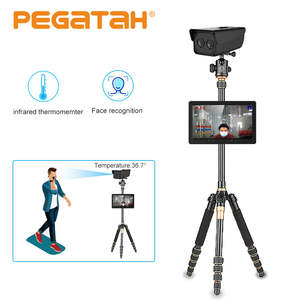 Camera Body-Temperature-Camera Voice-Alarm Face-Recognition Human 1080P IP with Infrared