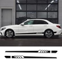 Etiqueta do carro Para A Mercedes Benz W205 W212 W204 W203 W210 W213 W220 W221 W222 W124 W126 W140 W168 W169 W176 Acessórios Para Carros Tuning