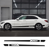 Etiqueta do carro Para A Mercedes Benz W205 W212 W204 W203 W210 W213 W220 W221 W222 W124 W126 W140 W168 W169 W176 Acessórios Para Carros Tuning|Adesivos para carro| |  -