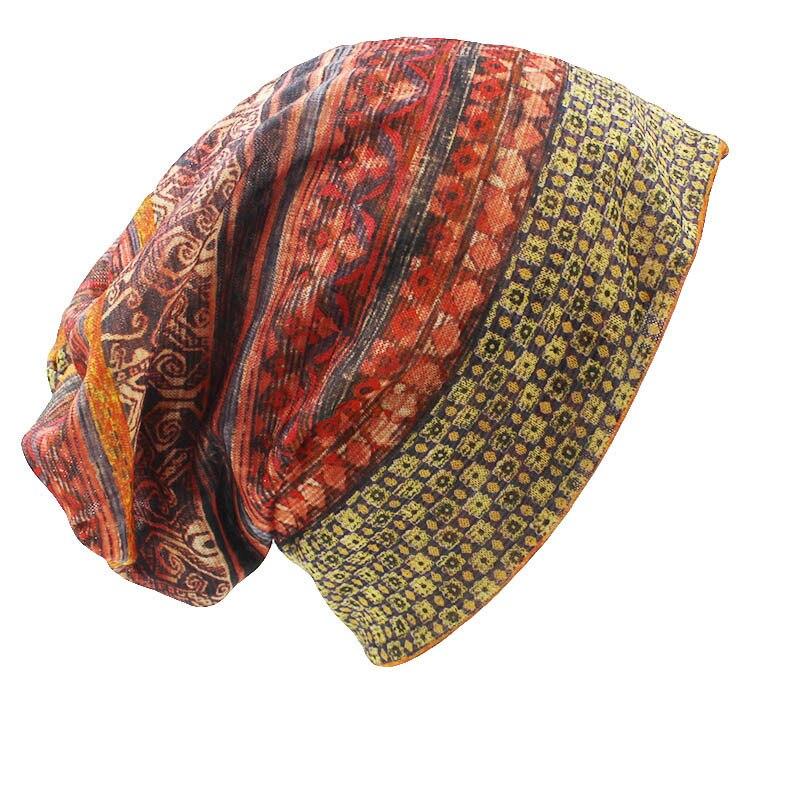 ALTOBEFUN тонкие шапочки с черепами женский шарф-маска на лицо бренд осень-зима двойного назначения винтажные дизайнерские шляпы для дам BHT015