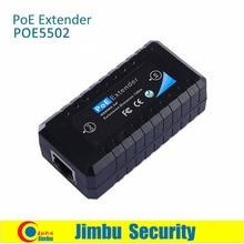 1 יציאת PoE Extender POE5502 יש 2 של 10/100M Lan יציאות הארכת מרחק 120m לעמוד עם 10/100BASE TX,IEEE 802.3 af PoE