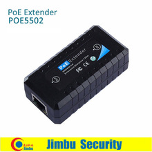 1 Port PoE Extender POE5502 has 2 of 10/100M Lan ports  Extending Distance 120m Comply with 10/100BASE TX,IEEE 802.3 af PoE