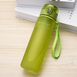 Image 3 - 501〜600ミリリットルボトル水屋外水ボトルスポーツウォーターボトル環境にやさしいとふたハイキングキャンププラスチック私ボトル。j