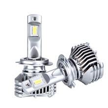 Car Headlight Auto fog Light 15000Lm 6500K LED Bulb H1 H11 H15 9005 H7 car accessories H4 car led headlight car product