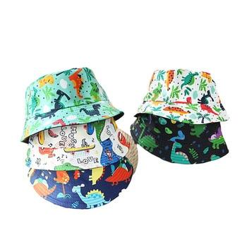 Kids Toddler Reversible Bucket Hat