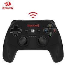 Redragon HARROW G808 Wireless Gamepad,10 button PC Controller di gioco, Harrow, per PC Windows, PS3, Playstation,Android,Xbox 360