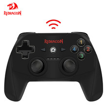 Redragon HARROW G808 Sans fil Gamepad,10 boutons PC Contrôleur de jeu, Harrow, pour Windows PC,PS3, Playstation,Android,Xbox 360