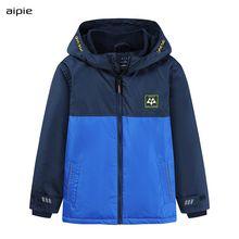 Inverno crianças jaquetas impermeáveis e à prova de vento menino casacos com capuz crianças outerwear casacos roupas para 4-14 anos