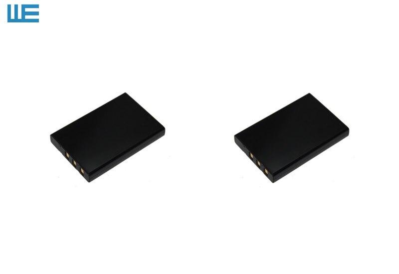 NP-60 NP60 DB-40 DB40 KLIC-5000 DLI2 D-LI2 Аккумулятор для Fujifilm Fuji FinePix F401, F410, F601, M603, DC-T50, DC6300, DC630C - Цвет: 2