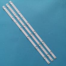 """Aluminium 59cm 6LED * 6V nowy podświetlenie LED Strip 32 """"telewizor z dostępem do kanałów dla LG Innotek DRT 3.0 WOOREE A B 6916l 1974A 6916l 1975A 32LB550B 32LB560B 32LB570B 32LB580B 32LB620B 32LB5600 LG32LB561U LG32LB5610"""